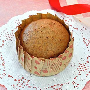 チョコレート蒸しパン